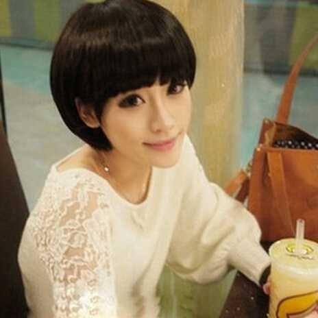 40岁女人减龄短发发型展示