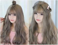 【图】五款适合鹅蛋脸的长发发型