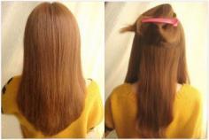 韩式辫子扎法 让你的辫子更甜美气质