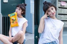女生齐刘海发型,让人减龄显嫩准没错!