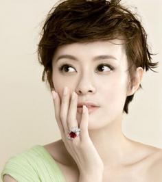 孙俪杨丞琳小S酷爱短发的女明星们发型谁更酷
