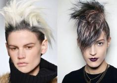 朋克发型由来:起源于反摇滚的力量