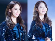 时尚潮流韩国明星长发发型图片来袭!
