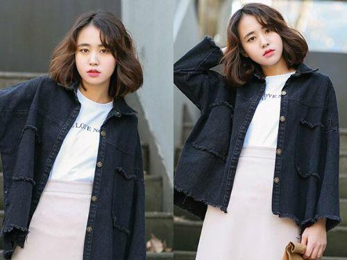 时尚甜美齐肩减龄短发发型精选