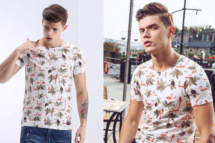 型男必备的2017短发发型时尚款