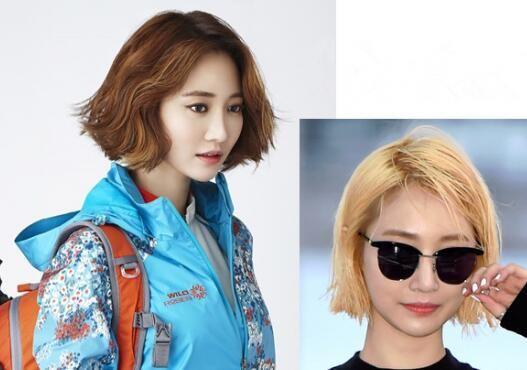 2017年流行韩式短发图片,众韩星发型上榜!