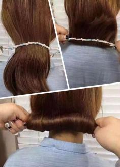 盘发器怎么用,盘发器的使用方法图解