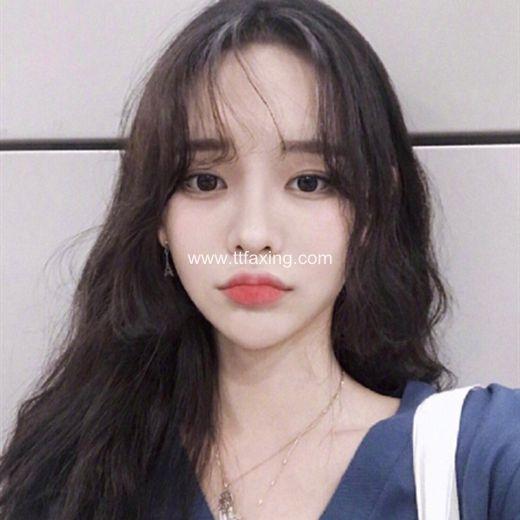 2018最新流行的中长发发型图片 几乎适合所有脸型 ttfaxing.com