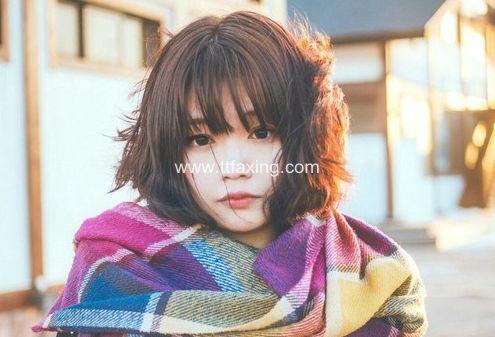 矮个子女生适合什么短发 个子矮女生什么发型显高显瘦 ttfaxing.com