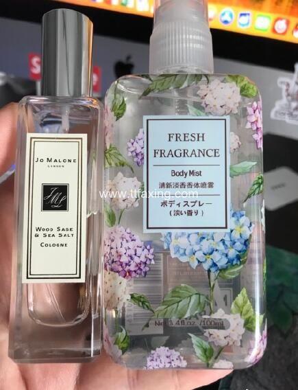 抖音同款名创优品香水多少钱 10块8买祖马龙同款 ttfaxing.com