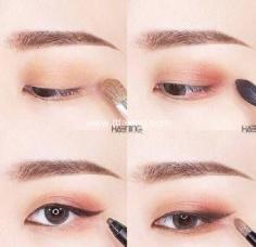 九款适合亚洲女生的眼影配色 来看看你适合哪一款