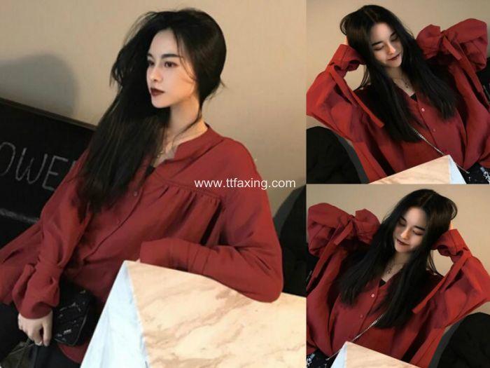 飘逸的直发发型图片,给你怦然心动的美! ttfaxing.com