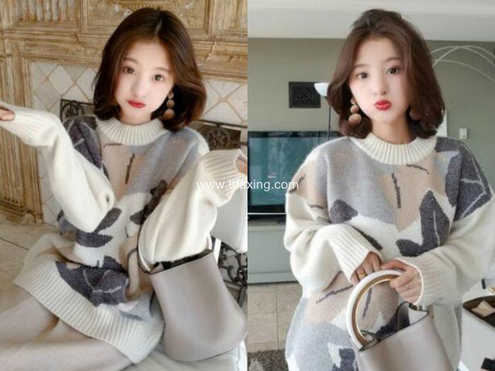 韩式or蓬松的短烫发发型图片很美腻! ttfaxing.com
