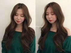 优雅的大波浪微卷长发 女神都爱的发型