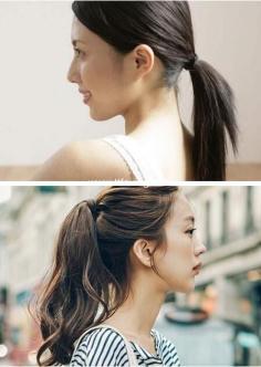 怎么扎好看又简单的头发,学会这几招就行!