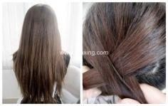夏天及腰长发怎么扎?两款精致扎发教程